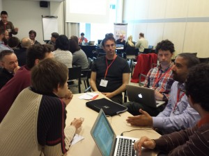 Discussion Session During Wrokshop