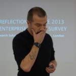 Melancholy is a state of happiness: Kristian Norling at Search Solutions 2013