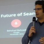 The Future of Search – Search Solutions Conference 26th November 2015