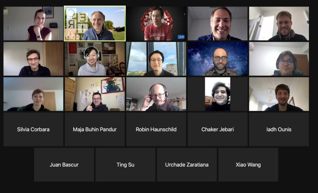 BIR 2021 online participants (Zoom screenshot)