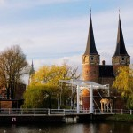 Delft: host city of DIR'13